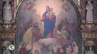 La profunda relación del Papa Francisco y María Auxiliadora