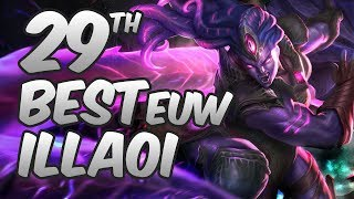 New runes illaoi is so broken in season 8 CRAZY DAMAGE|League of Legends (Montage 5)