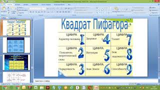 Секрет квадрата Пифагора -  Мракобесие Сергея Снисаренко