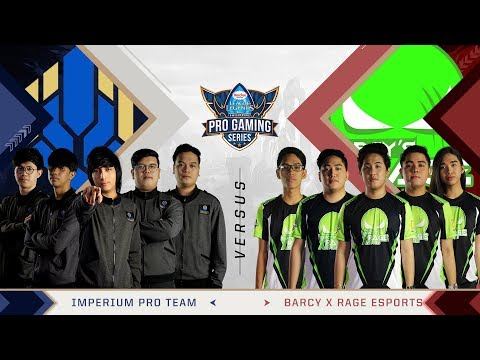 2018 Pro Gaming Series Spring - Quarter Finals | IPT vs BRE Game 2/5