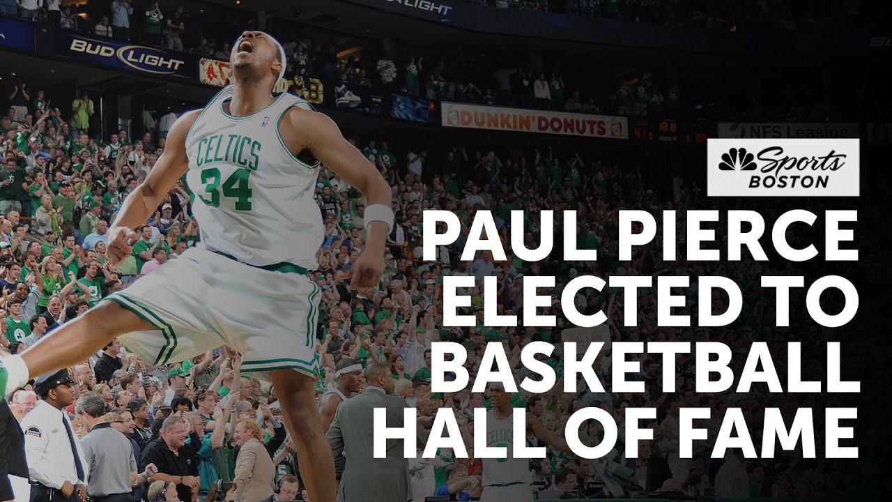 2021 Basketball Hall of Fame class: Bill Russell, Paul Pierce ...