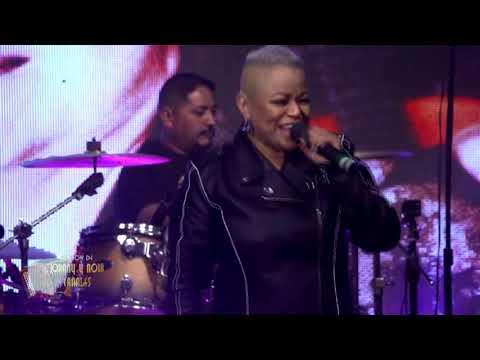 Selia ft: Dj Kane ( Kumbia Kings) LA PROBADITA Show de Johnny & Nora Canales Luis X. y Selia