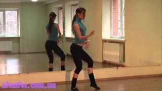 Strip-Dance Видео урок для начинающих № 1(Тренер Карун Евгения., 2013-08-25T18:28:25.000Z)