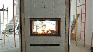 Видео обзор Каминной Топки Astov ПТ 10057