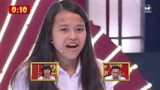 Cô gái giúp việc nhà nghèo khổ khóc nức nở vì thua 20 triệu Thách thức danh hài
