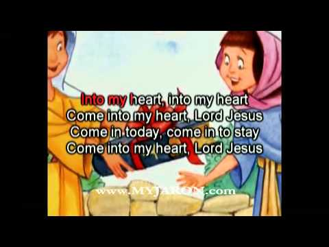 'Come Into My Heart Lord Jesus'- Hymn...