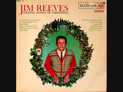 An Old Christmas Card Jim Reeves - YouTube