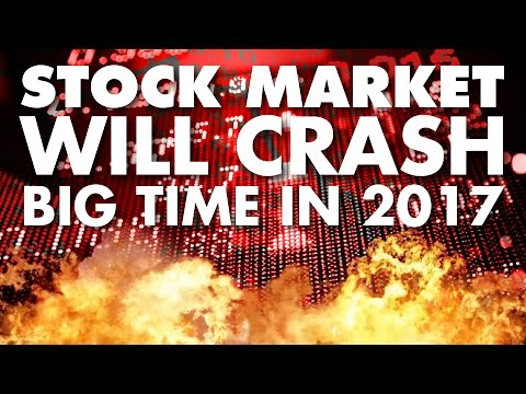 Stock Market will have a Big Crash on 2017 - Charles Nenner