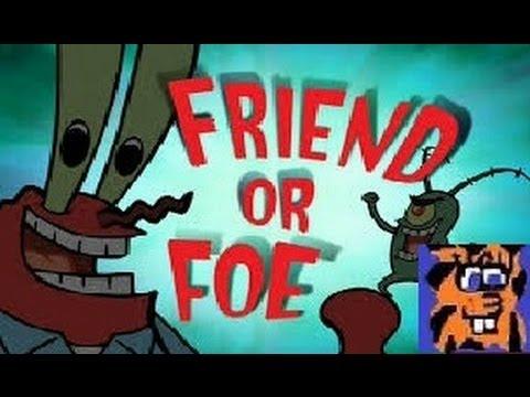 Spongebob Squarepants Season 5 Review Friend Or Foe Youtube