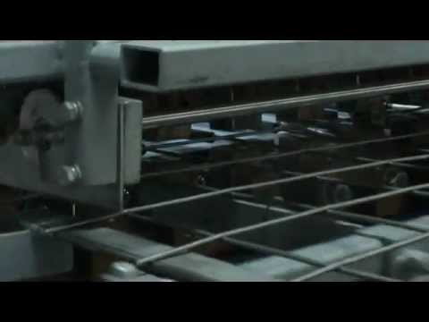 Машина для сварки арматурной сетки MTM_1000_3.avi