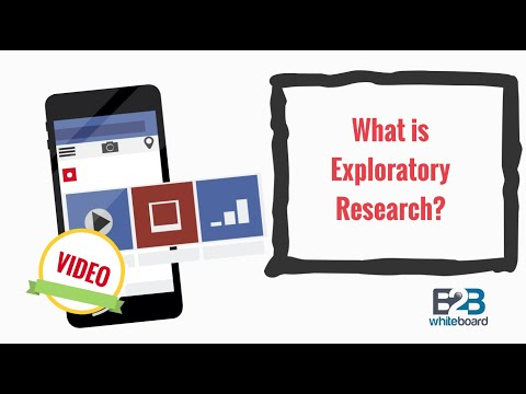 What is explanatory research - answers.com