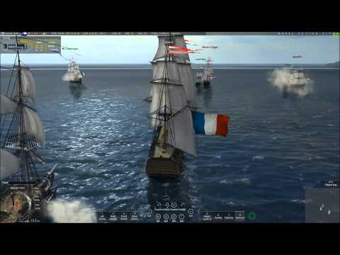 Naval Action Finally A Large Fleet Battle!