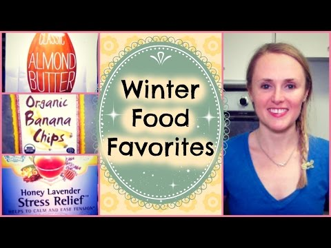 My Favorite Foods This Winter // Healthy Food Ideas // By A Dietitian