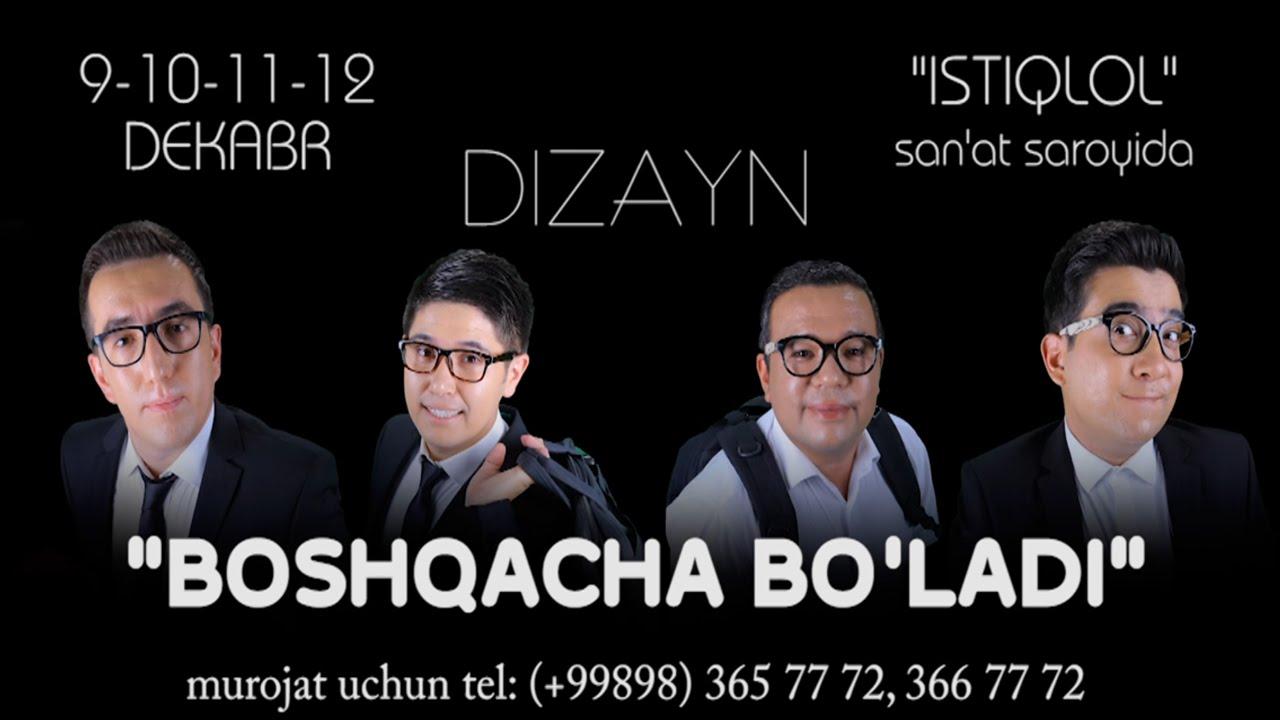 Dizayn - Boshqacha Bo'ladi 2014 reklama HD