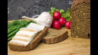Пшенично ржаной хлеб на дрожжах с тыквенными семечками Рецепт ржаного хлеба в хлебопечке