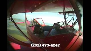 Outer Banks Biplane Air Tours: Peers 7-5-14 Thumbnail