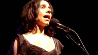 PJ Harvey & John Parish - April live at Oxford Brookes University