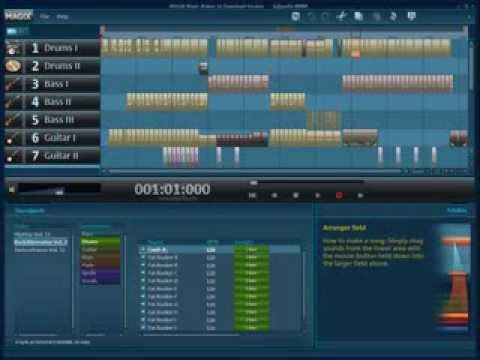 MAGIX Music Maker 16 Premium 16.0.2.5 / Free Download - YouTube