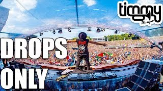 Timmy Trumpet - Drops Only @ Tomorrowland 2018