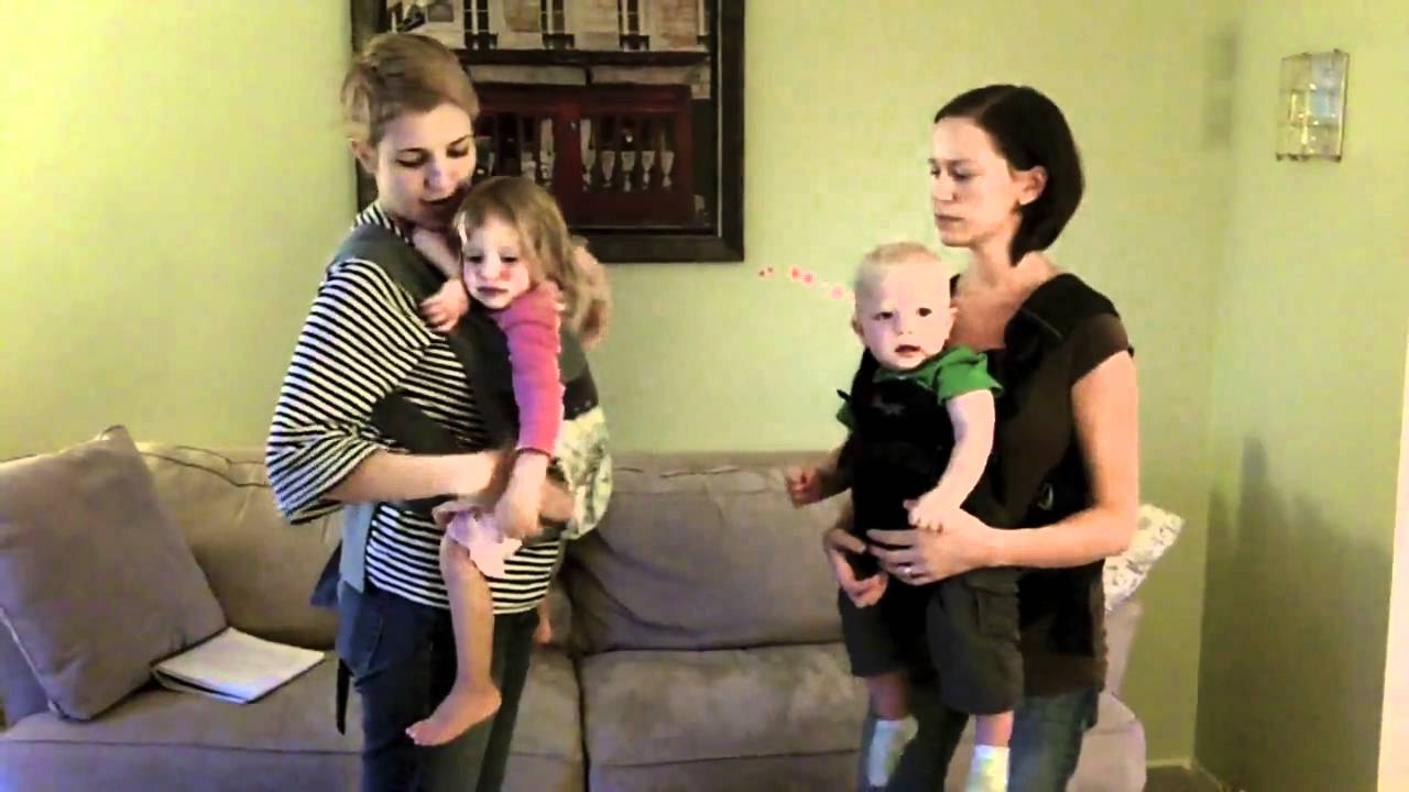 Alternatives To The Forward Facing Carry Babywearing Youtube