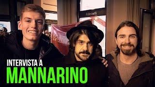 LIVE IN BOLOGNA Intervista Alessandro Mannarino (20/01/2017)