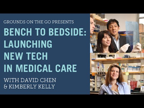 Grounds On The Go: Bench To Bedside