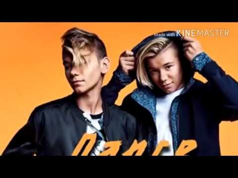 Dance With You - Marcus & Martinus (Lyrics/Letra - English/Español)