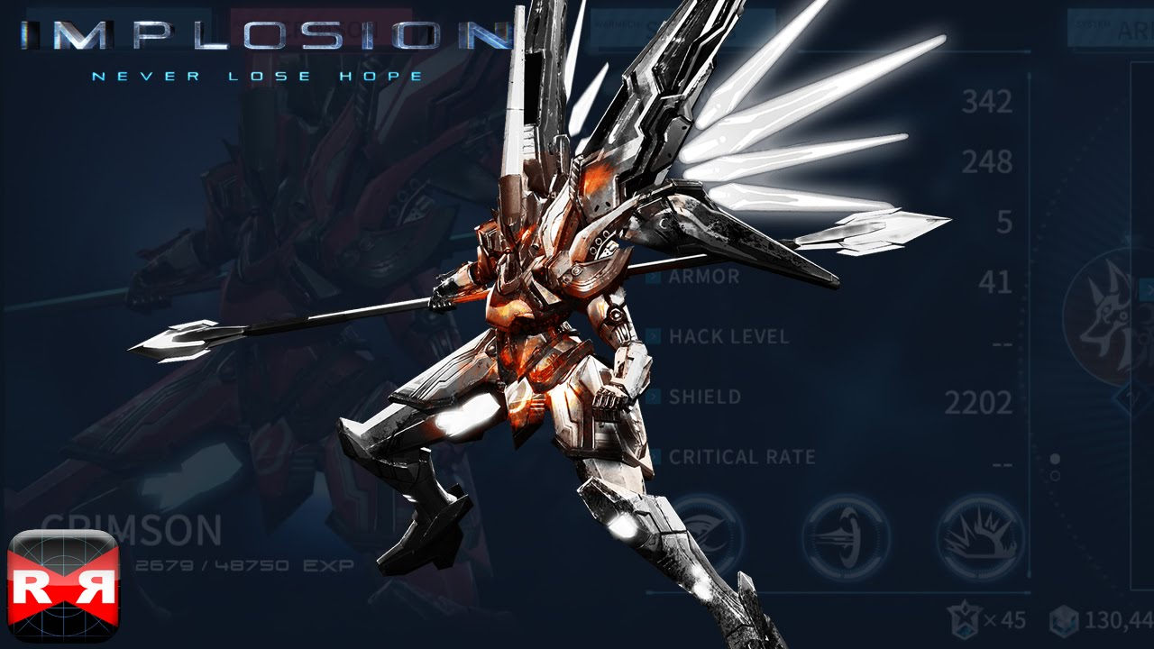 implosion-never lose hope - rayark inc.