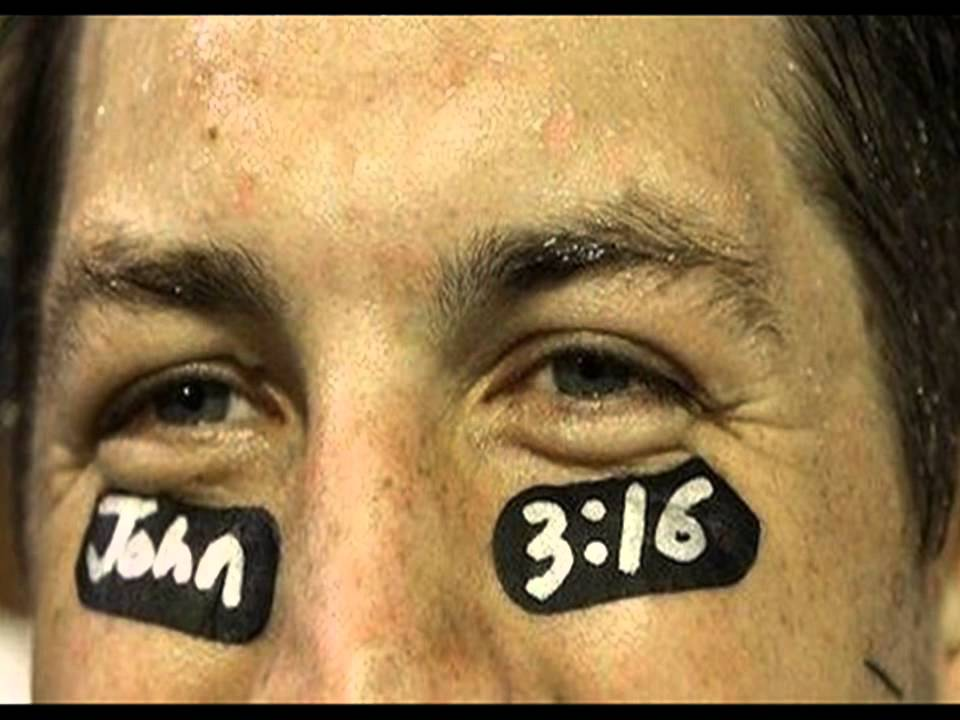 Tim Tebow >> Miracle or Coincidence? Tim Tebow and the Famous John 3:16 ...