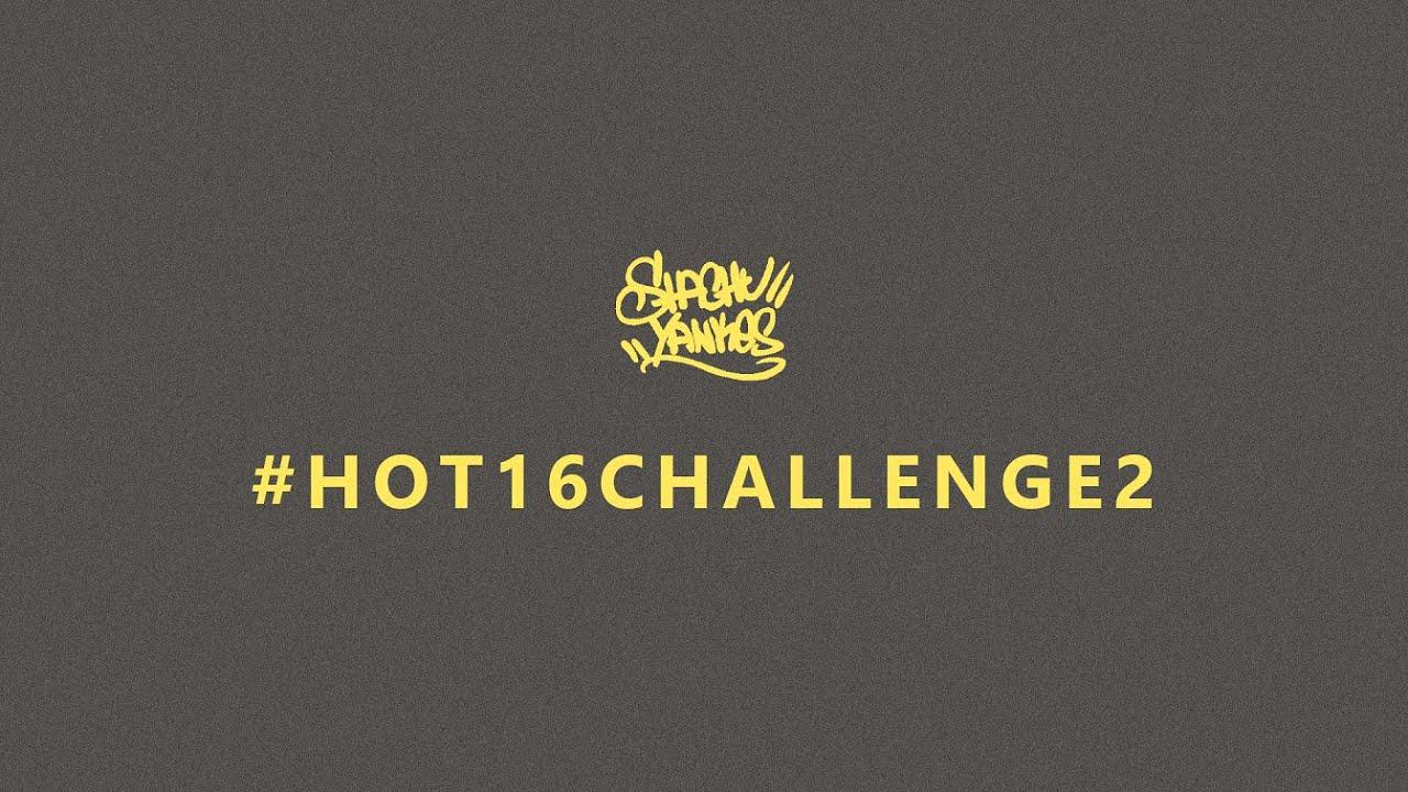 StachuYankes #Hot16Challenge2