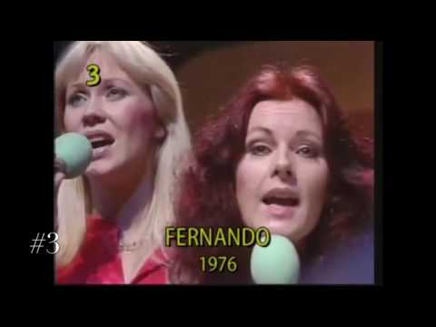 Top Ten Abba Songs