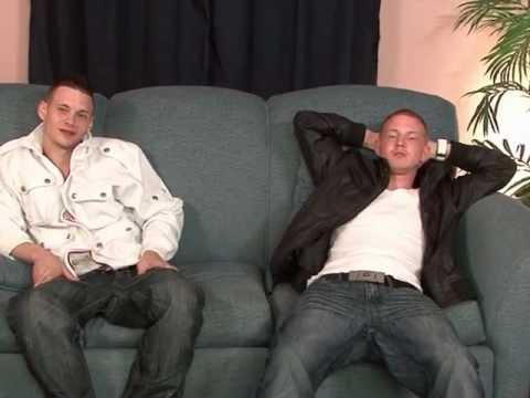 Straight guys go gay: Lifelong buddies from Kentucky