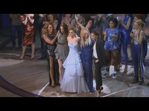 Viva Forever! Spice Girls reunite on stage for Viva Forever! musical