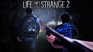 ОПАСНАЯ ДОРОГА - Life Is Strange 2 ФИНАЛ