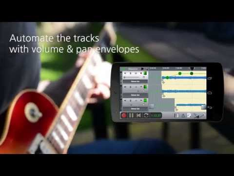 n-Track Studio for Android 1.1
