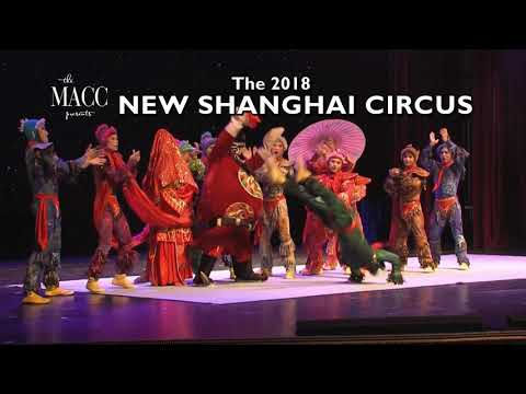 The New Shanghai Circus on Oahu and Maui! Mp3