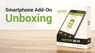 DroneMobile Smartphone Add-On (DR-3400) - Unboxing