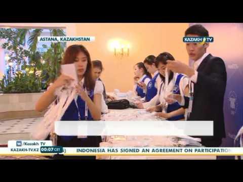 XIII Eurasian Media Forum kicks off in Astana - Kazakh TV