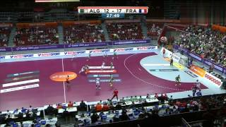 Algeria VS France Handball IHF World Championship QATAR 2015