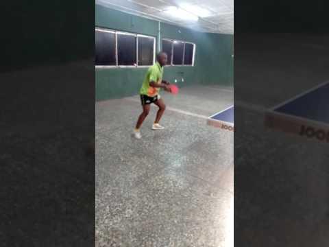 Mt Table Tennis Training at Ikeja Club,Nigeria