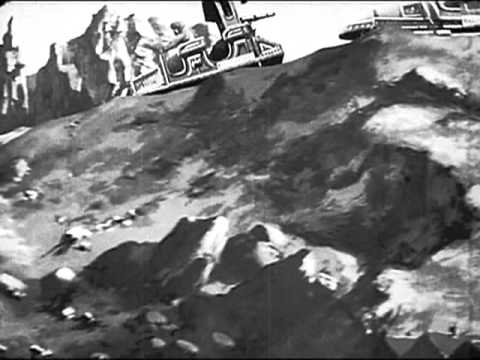 Georges Mélies - A la Conquête du Pôle (1912) - Music : Valentin Hadjadj