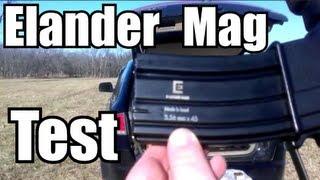E-lander Mag Test Update - The Mako Group