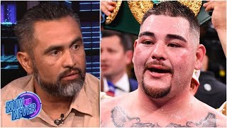 Andy Ruiz's trainer breaks down epic upset of Anthony Joshua | Now or Never