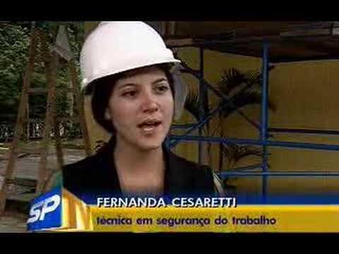 A profissão de técnico de segurança e higiene do trabalho