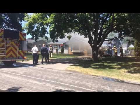 Saginaw Township firefighters respond to explosion at daycare
