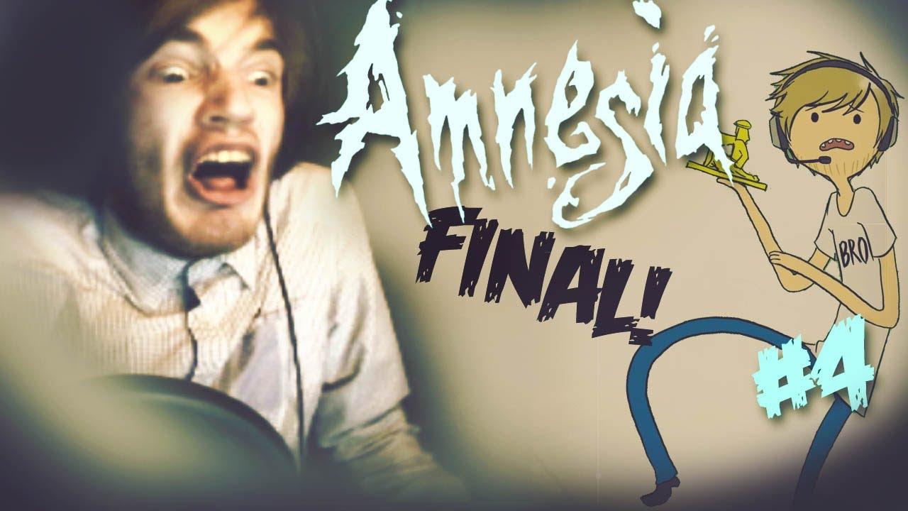 FINAL - Amnesia: Custom Story - Part 4 - Followed By Death (Ch 2)