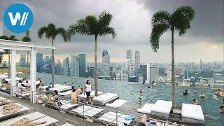 Singapur - Wissenswertes über die sauberste Stadt der Welt (Reisedokumentation in HD)