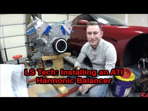 LS Tech: Installing an ATI Harmonic Balancer