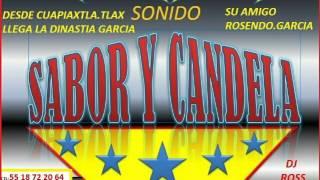 ANGEL MALVADO(SABOR Y CANDELA)