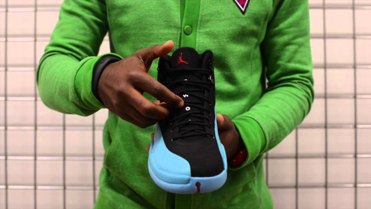 b1e7a2ab07de Air jordan Gamma 12 XII Unboxing and On Feet Review HD - YouTube